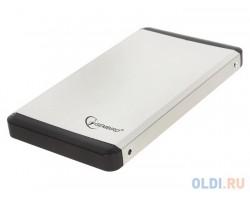 """Бокс для жесткого диска 2.5"""" Gembird EE2-U3S-2-S Silver (USB 3.0)"""