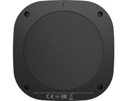 Беспроводное зарядное устройство PRESTIGIO PCS103U_BL Prestigio ReVolt A3, 10W hidden wireless charger with magnetic sticker, installed cooler, works through glass, wood, plastic, or granite up to 35 mm thick, suitable for all gadgets that support Qi wire