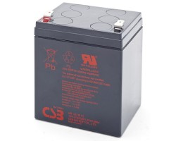 Аккумуляторная батарея CSB HR 1221W F2 12V/5Ah