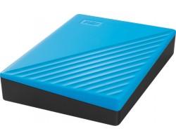 Внешний жесткий диск 2.5'' 2TB WD My Passport [WDBYVG0020BBL-WESN], Blue
