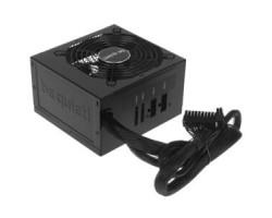 БП be quiet! 500W System Power 9 (BN301) ATX (24+2x4+2x6/8пин) Cable Management, 80 PLUS Bronze , APFC , 120mm FAN