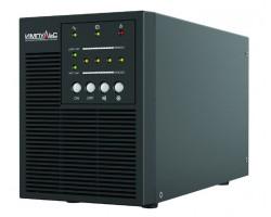 ИБП ИМПУЛЬС МИНИ 500, 500ВА/400Вт, ~230В, АКБ 1х7Ач, IEC-C13x3, LED, RS-232, Защита от всплесков и перенапряжений, 140x327x191мм, вес 5.5кг, ИБП IMPULS MINI 500, 500VA/400Wt
