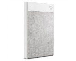 """External HDD 2.5"""" USB3.0 Seagate 2Tb BackUp Plus Ultra Touch (STHH2000402) White RTL"""