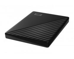 Внешний жесткий диск 2.5'' 2TB WD My Passport [WDBYVG0020BBK-WESN], Black