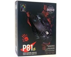 Игровая мышь A4Tech Bloody P81S, Starlight, USB