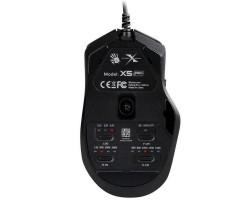 Игровая мышь A4Tech Bloody X5 Pro, BLACK, USB