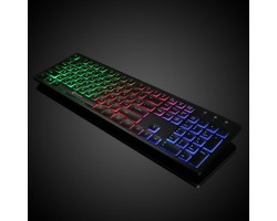 Клавиатура Oklick 510ML черный