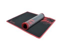 Коврик для мыши A4Tech Bloody Armor B-081 (оптические мыши/лазерные мыши, материал ткань, 280x350 мм, цвет красный/черный)