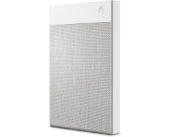 """External HDD 2.5"""" USB3.0 Seagate 1Tb BackUp Plus Ultra Touch (STHH1000402) White RTL"""