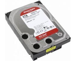 """HDD 3.5"""" SATA-III WD 6Tb Red (WD60EFAX) 5400rpm 256Mb"""