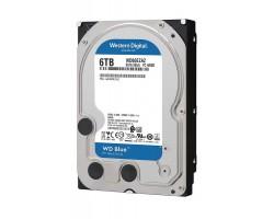 """HDD 3.5"""" SATA-III WD 6Tb Blue WD60EZAZ 5400rpm 256Mb"""