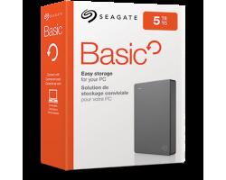 SEAGATE HDD External Basic (2.5'/5TB/USB 3.0) SEAGATE STJL5000400
