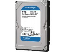 """HDD 3.5"""" SATA-III WD 2Tb Blue WD20EZAZ SATA 6Gb/s 5400rpm 256Mb"""