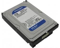 """HDD 3.5"""" SATA-III WD 2Tb Blue WD20EZBX SATA 6Gb/s 7200rpm 256Mb"""