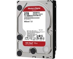 "HDD 3.5"" SATA-III WD 3Tb Red WD30EFZX 5400RPM 128Mb 6Gb/s NAS Hard Drives"