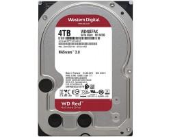 """HDD 3.5"""" SATA-III WD 4Tb Red WD40EFAX 5400rpm 256Mb"""
