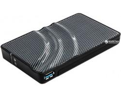 """HDD case 2.5"""" Agestar 3UB2P (SATA, USB 3.0) Silver"""