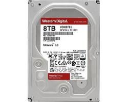"""HDD 3.5"""" SATA-III WD 8Tb Red WD80EFBX 5400rpm 256Mb"""
