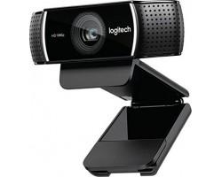 Web-камера Logitech C922 Pro Stream (960-001088) Black