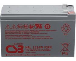 Аккумуляторная батарея CSB HRL 1234W F2 FR 12V/9Ah