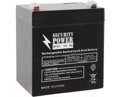 Аккумуляторная батарея Security Power SP 12-5 12V/5Ah