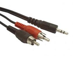 Аудио кабели и переходники
