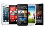 Смартфоны и сотовые телефоны