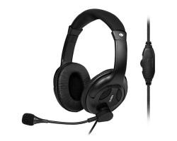 Наушники с микрофоном SVEN AP-675MV black