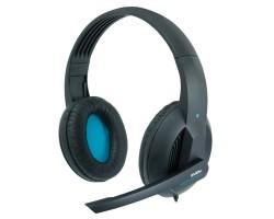 Наушники с микрофоном SVEN AP-680MV black-blue