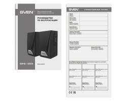 Колонки SVEN SPS-555 black (6 Ватт)
