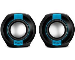 Колонки SVEN 150 black-blue (5 Ватт)