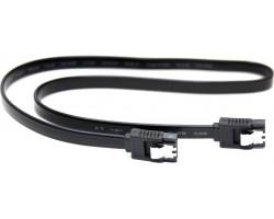 Кабель SATA 5bites SATA2-750S-BK 50 cm