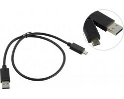 Кабель USB 3.0 -> Type C, 5bites TC302-05, 0,5м
