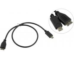Кабель USB 3.0 C -> micro-B, 5bites TC303-05, 0.5M