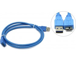 Кабель USB 3.0 AM->micro-B 5bites <uc3002-010>, 1m</uc3002-010>