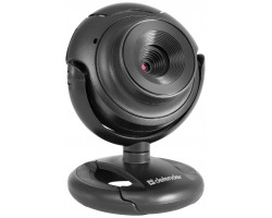 Web-cam Defender C-2525HD Black (2.0Mp, универ. крепление, 63252) RTL