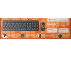 Клавиатура + мышь Defender Dakota C-270 45270