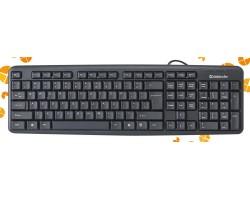 Клавиатура Defender Element HB-520 PS/2 black 45520