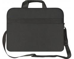 "Сумка для ноутбука Defender Geek 15.6"" (цвет черный, карман) (26084)"
