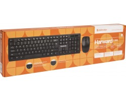 Клавиатура + мышь Defender Harvard C-945 45945