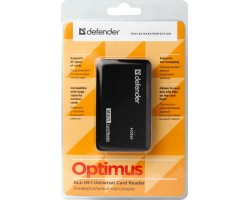 Уст-во Card reader Defender Optimus 83501