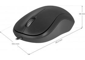 Мышь Defender Patch MS-759 Black 52759