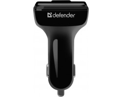 FM-трансмиттер Defender RT-Edge BT/HF, USB 2.4 A 68012