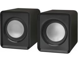 Колонки 2.0 Defender SPK 22 black (2x2.5W, питание от USB) (65503)