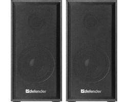 Колонки 2.0 Defender SPK 240 (Black) (2x3W, питание от USB) (65224)