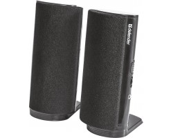 Колонки 2.0 Defender SPK-210 (2x2W, выход на наушники, питание от USB) (65210)
