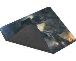 Набор (клавиатура + мышь с ковриком + наушники) Defender Target MKP-350, Black, СТБ 52350