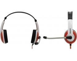 Наушники с микрофоном Defender Warhead G-120 64098