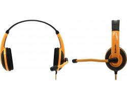 Наушники с микрофоном Defender Warhead G-120 64099