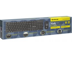 Клавиатура + мышь Defender York C-777 45777